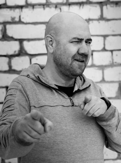 Аватар пользователя Антон Швалёв